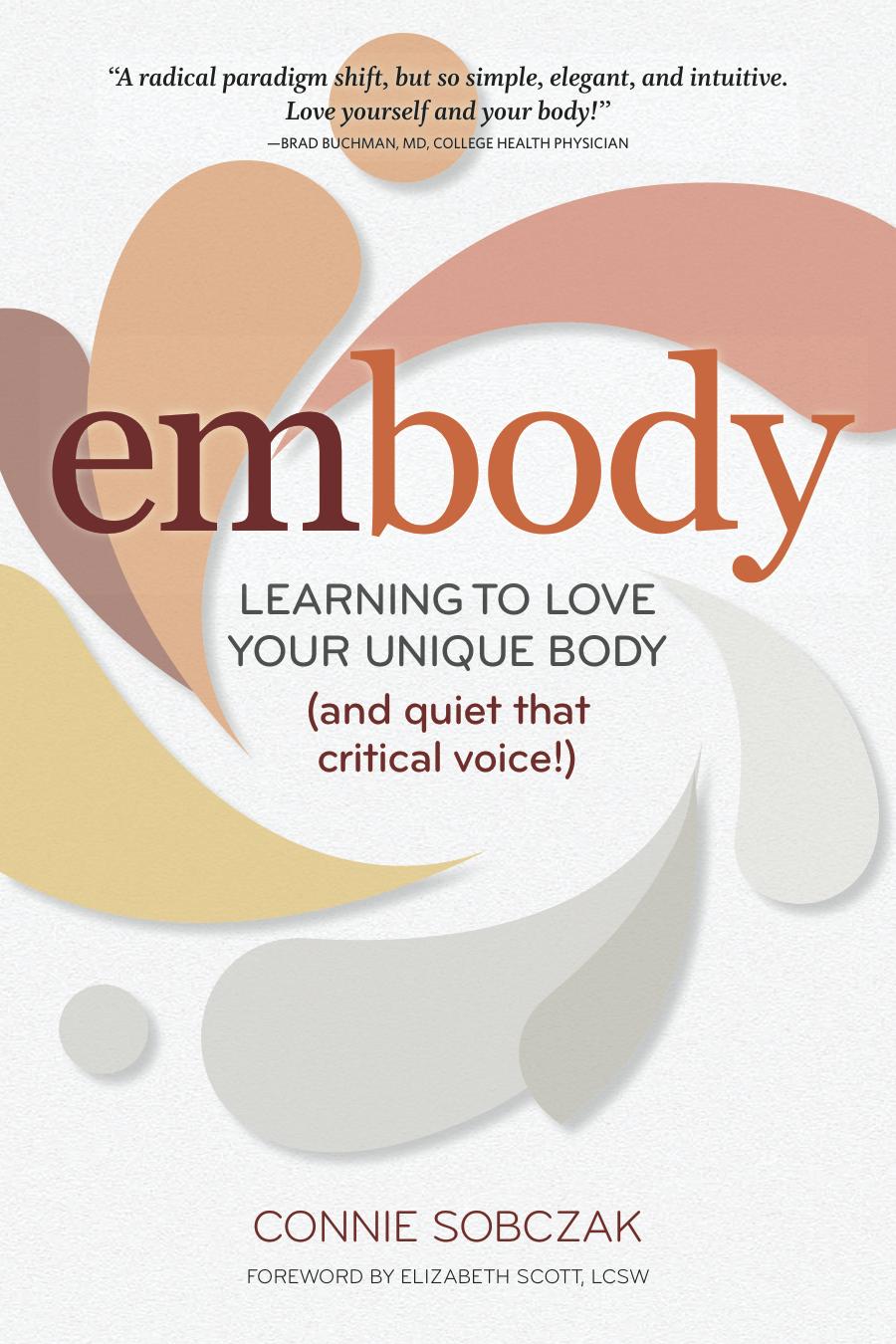 Embody book