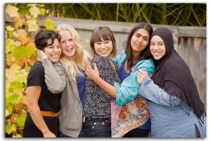 Cal women